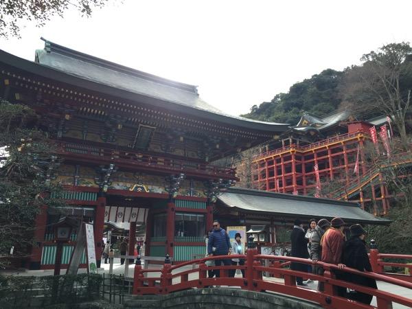 祐徳稲荷神社の楼門の画像