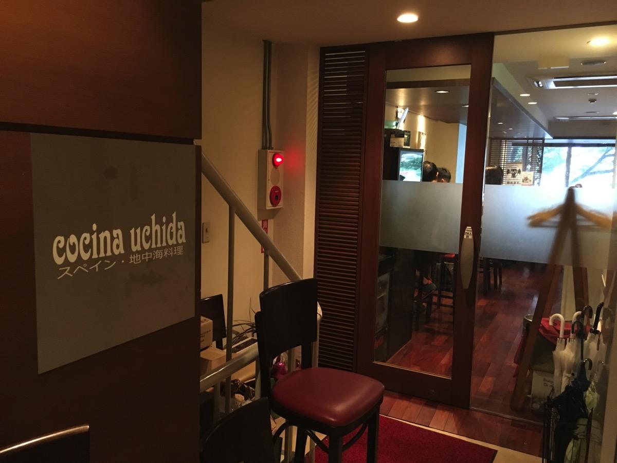 コシーナウチダの入り口の画像