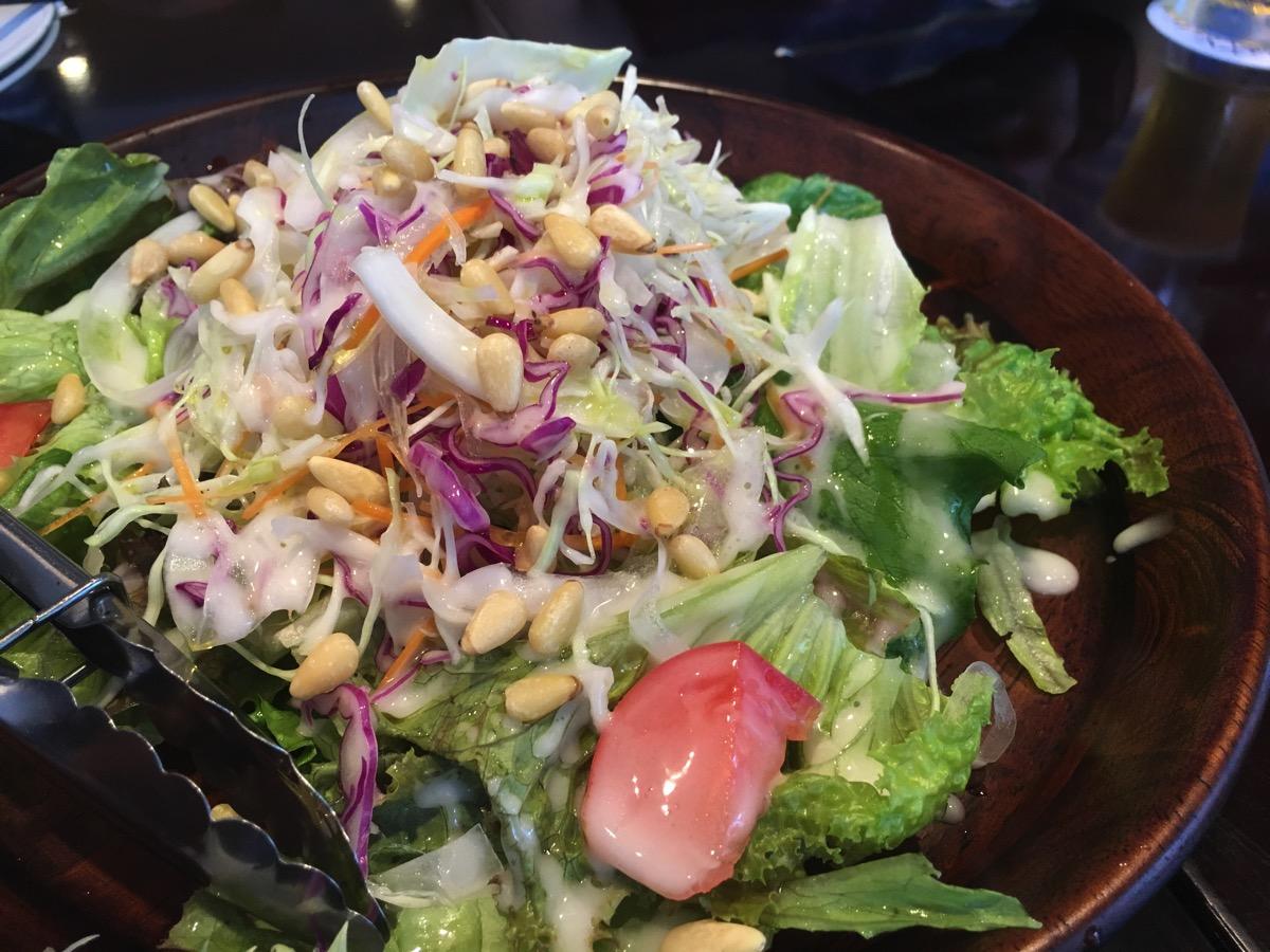 コシーナウチダのサラダの画像
