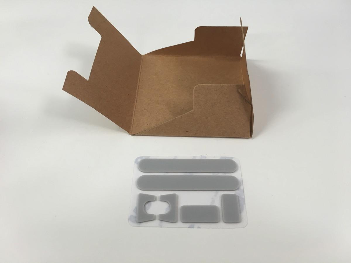 SpinidoTI-APEX Series」iPhone対応のデスクスタンド の付属品の画像