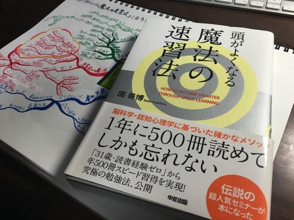 書籍「頭がよくなる魔法の速習法」のイメージ画像