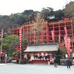 祐徳稲荷神社のご本殿の画像