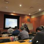 立花岳志氏による熊本でのセミナーの様子の画像
