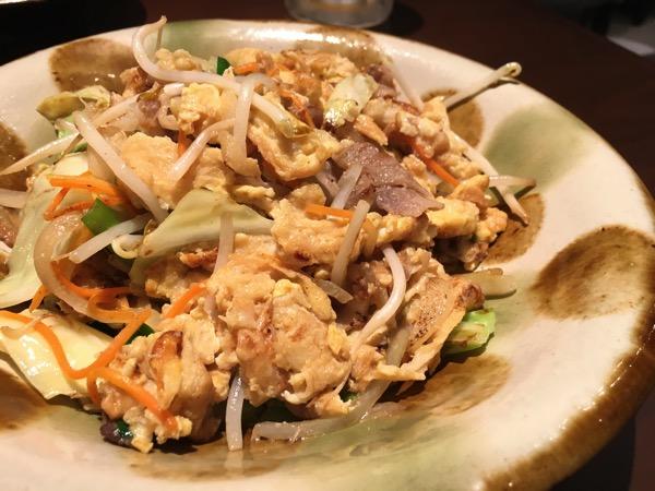 沖縄料理あだんのフーチャンプルーの画像
