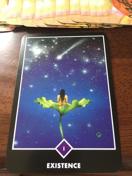 OSHO禅タロットカードの画像